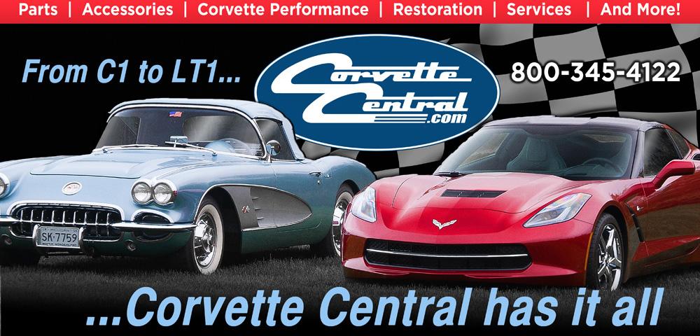 Corvette Parts & Accessories | Corvette Central