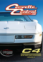 Free Catalogs | Corvette Central