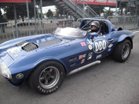 Registry of Corvette Race Cars