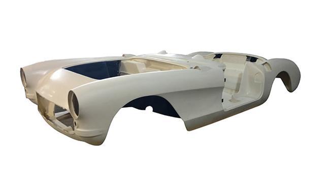 Reproduction Corvette Body >> Concept 57 Corvette Central