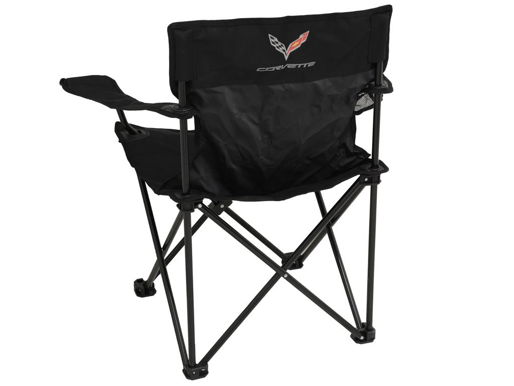 Easy Rider Travel Chair With C7 Logo Corvette Central