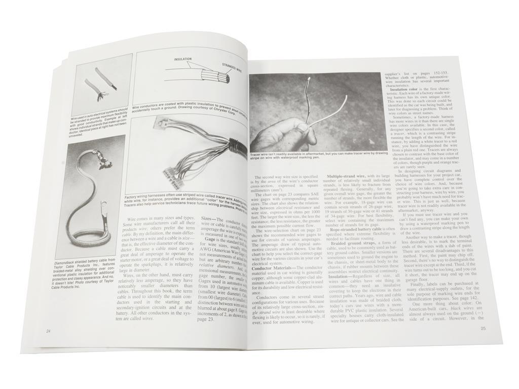 Automotive Electrical Handbook Corvette Central 19771978 Mini Special Wiring Diagram Diagrams 111046 1main