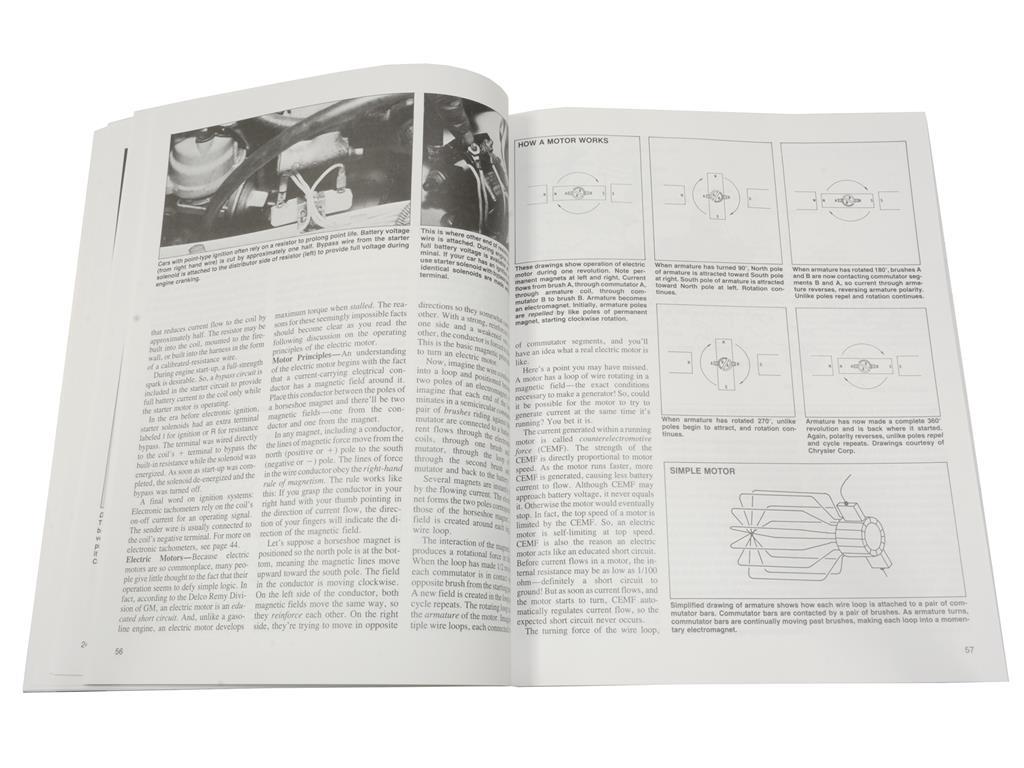 Automotive Electrical Handbook Corvette Central 19771978 Mini Special Wiring Diagram Diagrams 111046 2main