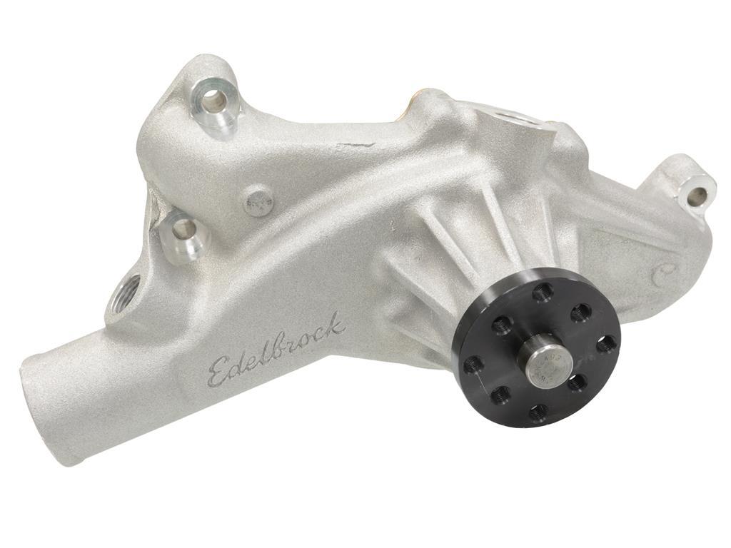 71-74 Water Pump - Edelbrock Aluminum 454 (ND)   Corvette