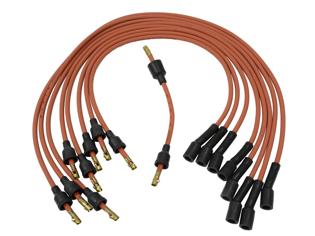 67-69 L88 Spark Plug Wire Set Orange
