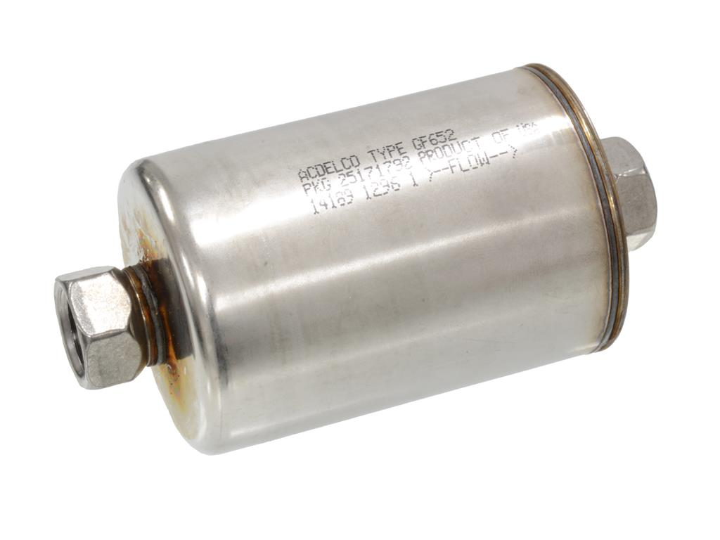 85 96 Inline Fuel Filter All Cannister Type Corvette Central