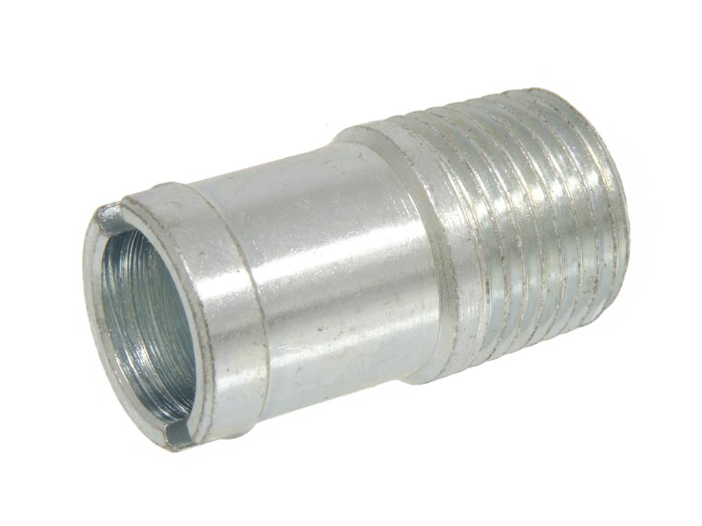 63-69 327 / 427 Bypass Hose Fitting On Intake ( Screw In