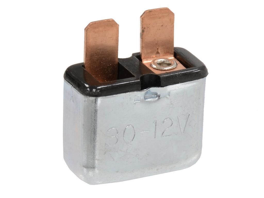 79 82 Power Window Circuit Breaker 12v 30 Amp In Fuse Box