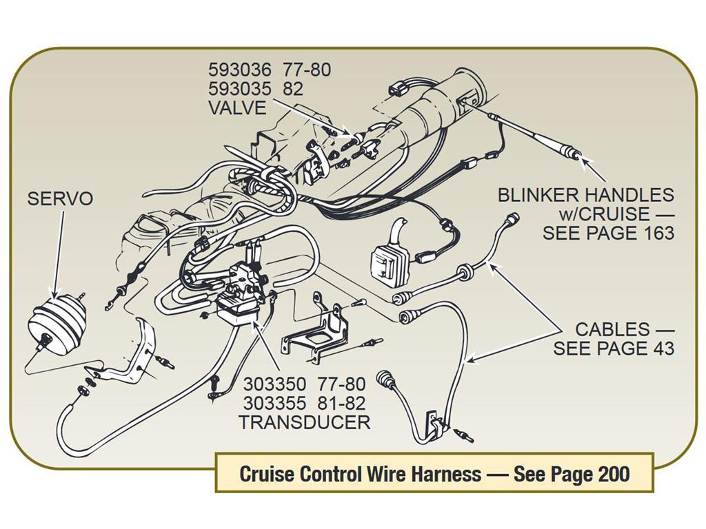 82 Cruise Control Vacuum Release Valve