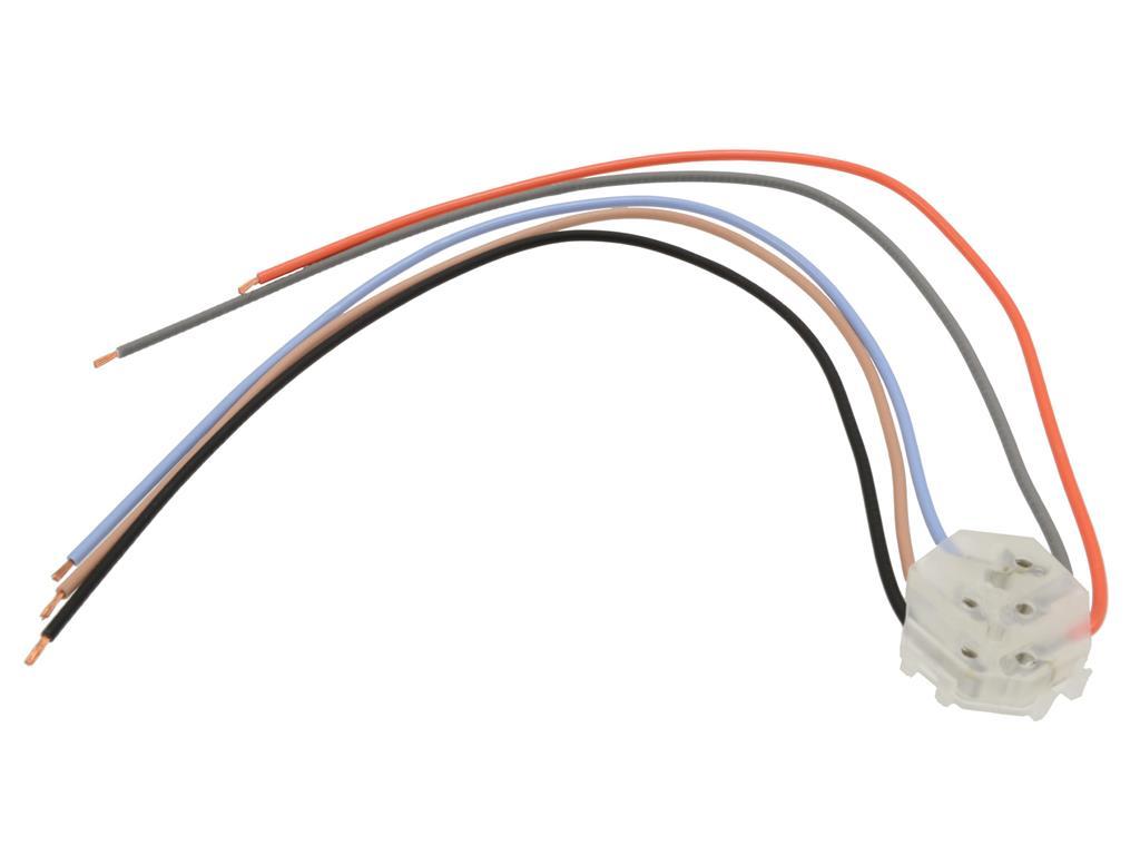 78-82 Power Door Lock Switch Repair Wire Harness - Left