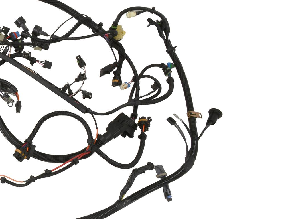 87 Engine Compartment Ecm Wiring Harness Nos Gm 12067673 702397 3main
