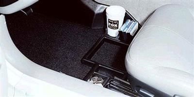 84-89 Carpet Shield - Black