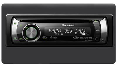 90-93 Pioneer Supertuner AM FM Radio CD Player Bose With iPod Input