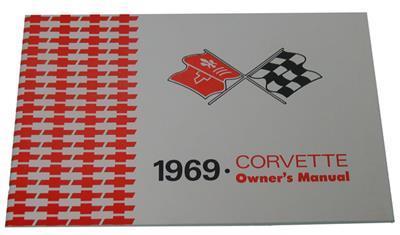 69 owners manual quality reprints corvette central rh corvettecentral com 1969 corvette owners manual online 1969 corvette owners manual online
