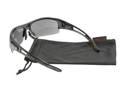 Corvette Sunglasses C6 Black RX Capable