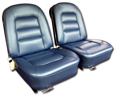 65 Seat Cover Vinyl By Al Knoch Interiors Corvette