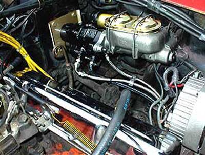 77 82 Hydraulic Hydro Boost Brake Assist Retrofit System
