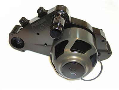 97-13 Meziere LS1 / LS2 / LS3 / LS6 / LS7 Electric Water Pump Black (ND)