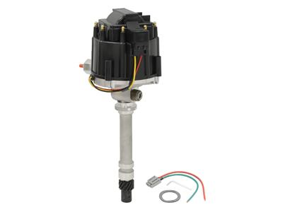 how to install tachometer to distributor