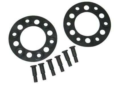 58-65 Crankshaft / Harmonic Balancer Rebuild Kit