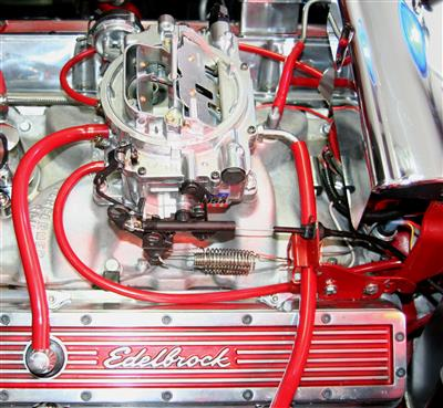 hook up vacuum lines edelbrock carb