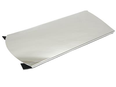05-13 Intake / Plenum Cover Stainless Steel Except Z06 / ZR1