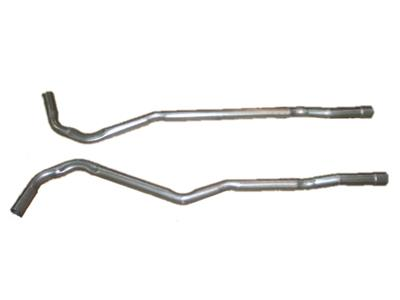 69-74 Exhaust Pipe - Secondary Left And Right 350 4 Speed 2