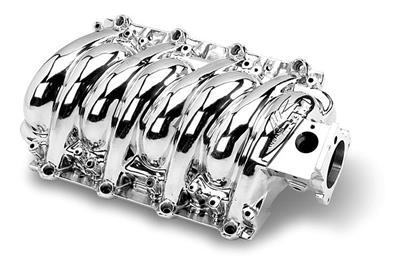 97-04 Holley Weiand LS1 / LS2 / LS6 Intake Manifold - Polished (ND)