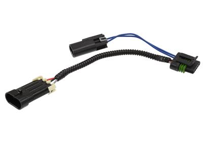 97-00 M Air Flow Sensor Adapter Wire Harness | Corvette Central on 3 wire wiring harness, 3 wire power connector, 3 pin connector, 3 hose connector, screw terminal connector, 3 terminal connector, 6 pin wire connector,