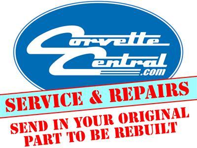 65-67 Dash Cluster Gauge Rebuild - Restoration (nd)