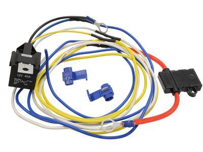 97-04 Headlight Relay Kit - Quad Beam