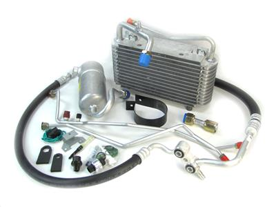 76-77 Air Conditioning Vir To Evaporator Conversion Kit With R4 Compressor