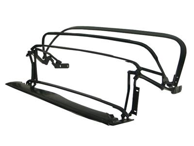68 75 Soft Top Convertible Frame Less Front Latches Rear Pins Nd