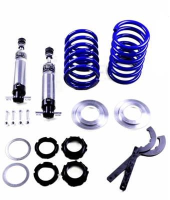 63-82 Front Semi - Coilover With 450 Lb Springs - Single Adjustable (nd)