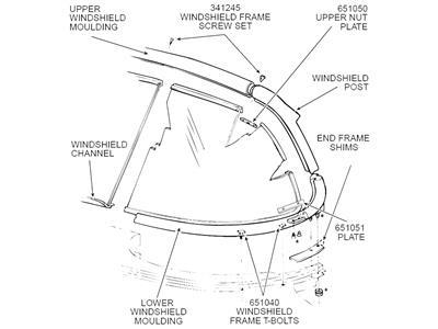 Corvette Frame
