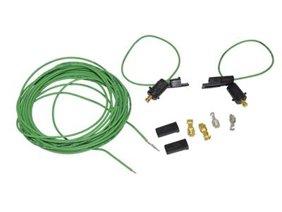 61 62 optional backup lamp wire kit for custom wire harness update rh corvettecentral com