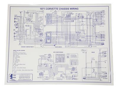 wire harness kit corvette central. Black Bedroom Furniture Sets. Home Design Ideas