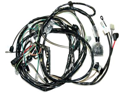 663075.main 70 forward light wire harness includes fiber optics corvette Fiber Optic Connectors at edmiracle.co