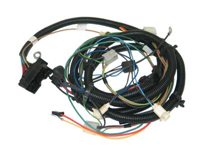 Headlamp Wire Harness   Wiring Diagram on
