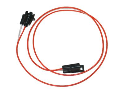 663332.main 68 rear storage compartment lamp wire harness convertible